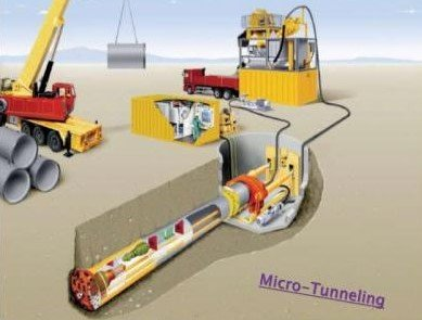 RII31619 – Certificate III in Trenchless Technology